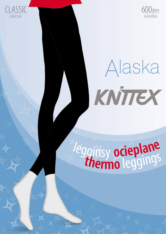 Legginsy z wewnętrznym polarem ALASKA